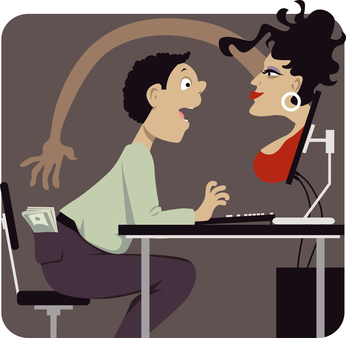 Scammers, Sob Stories & Scam-Packs #datingscam #romancescam #scampacks #catfish