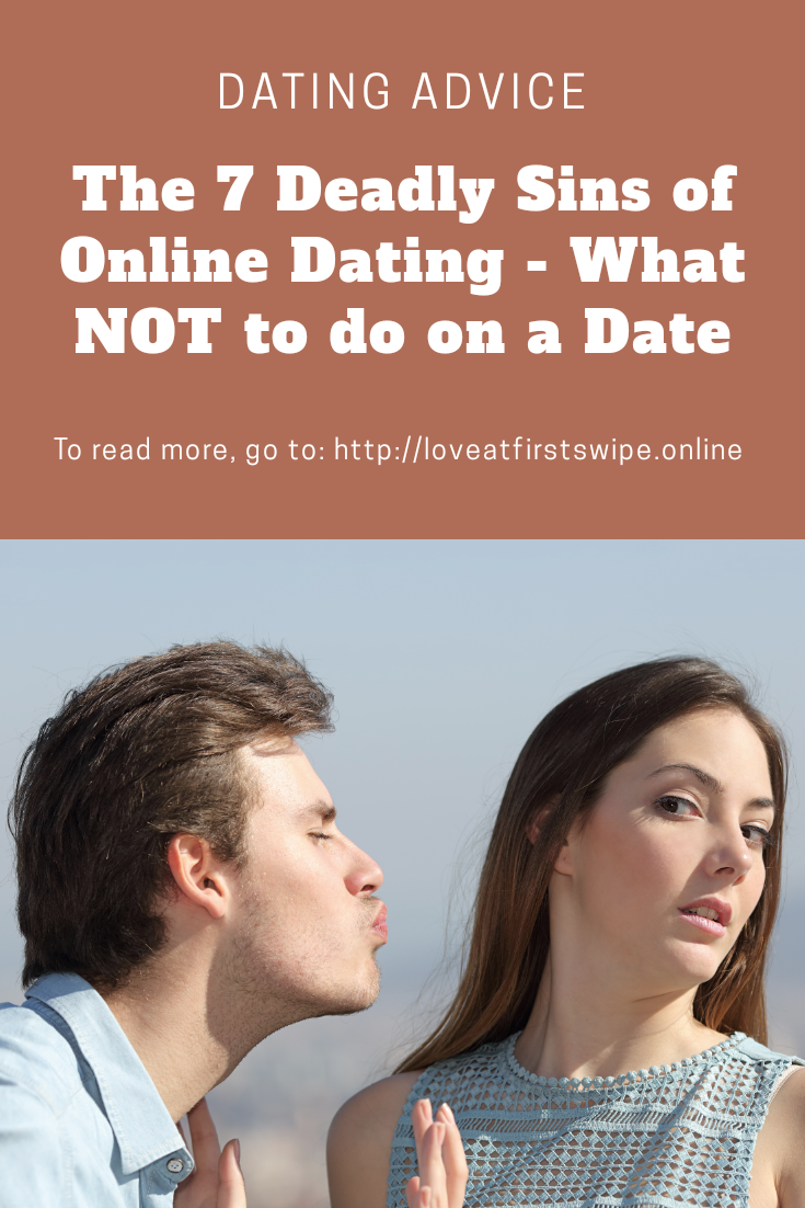 3 sins of our times dating